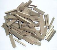 China 600mm Granite Cutting Segments Manufacturers