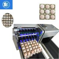 Wholesale 1600x410x980mm Size Egg Jet Printer Machine With Low Maintenance Costs from china suppliers