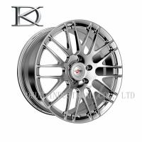 Wholesale Customize 22 Inch Aluminum Forged Wheels Five Hole High Strength from china suppliers