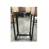 Wholesale Easy Assembly All Iron Gondola Display Stands Fashion Style For Retail Shop from china suppliers