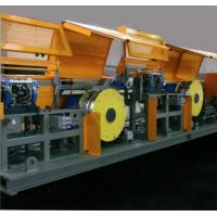 Wholesale HRC-65 Wire Drawing Machine , Construction Wire Cold Rolling Machine from china suppliers