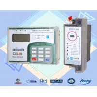 Wholesale STS Din Rail KWH Meter Isolated Wire Connection Single Phase Electronic Meter from china suppliers