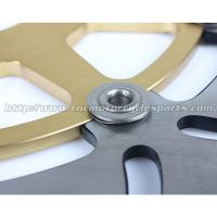 Wholesale DL V-STROM 650 1000 Motorcycle Brake Disc Aluminum Alloy Front Left Right from china suppliers
