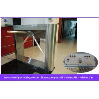 Wholesale Indoor Tripod Turnstile Gate sunscreen polishing , ESD system from china suppliers