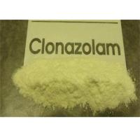 Wholesale Clonazolam Clonitrazolam Research Chemical Powder CAS No. 33887-02-4 from china suppliers