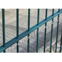 Wholesale Durable Security Mesh Pvc Coated Wire Fence Corrosion - Resisting from china suppliers