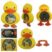 Wholesale Yellow Duck Design Alarm Clock for promotion gift from china suppliers