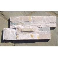 Wholesale Pink Quartzite S Cut Stone Cladding,Indoor S Clad Ledgestone,Outdoor S Clad Stone Wall Panel from china suppliers