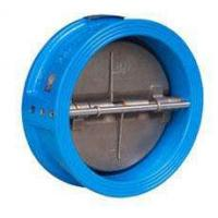 Wholesale PN10 Ductile Iron Body Buffer Check Valve With Viton Seat DN15 ~DN1200 from china suppliers
