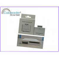 Wholesale 2 in 1 iPad camera connection kits For iPad & iPhone Camera connection Kit from china suppliers