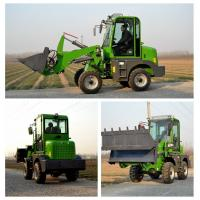 Wholesale ROPS Cab Wheel Loader Mini Loader For Sale from china suppliers