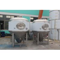 Wholesale Micro Brewery Pub Beer Fermenter Fermentation Tank from china suppliers