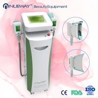 Wholesale Nubway C122 Two Cryolipolysis Handles Laser Slimming Machine from china suppliers