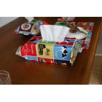 Wholesale Cartoon Printed Decorative Tissue Box For Living Room Customized Color from china suppliers
