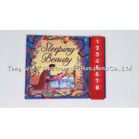 Quality 8 Push Button Sound Module for Sound Book , Funny musical books for children for sale