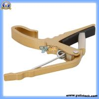 Wholesale Quick Change Guitar Capo for Acoustic Electric Guitar Gold-Y1001ye from china suppliers