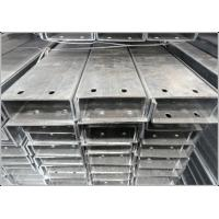 Wholesale Building Steel Structure C Section Metal with Hot Rolled Craft Galvanized Surface from china suppliers