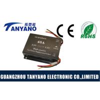 Wholesale Industrial Step Down Converter / Militray Car 24v To 12v Converter CE ISO RoHS from china suppliers