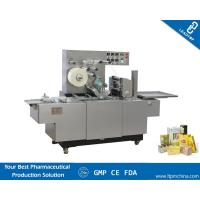 Wholesale CE ISO Automated Packaging Machine Paper Box Cellophane Packing from china suppliers