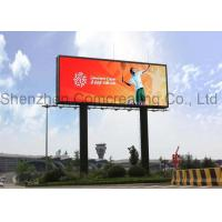Quality Waterproof Big Outdoor Full Color LED Video Display Advertiting P10 SMD Electronic LED Digital Billboards for sale