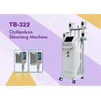 Wholesale 4 Cryo Handles Cryolipolysis Slimming Machine Cool Tech Shape Fat Freezing Machine from china suppliers