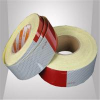 Wholesale High visibility 3M Truck Reflective Tape adhesive safefy warning sticker from china suppliers