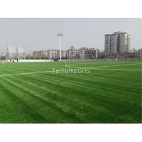 Quality High Density Green Synthetic Turf Infill High Grade Indoor Soccer Sports Field for sale