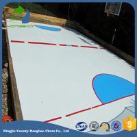 Quality Hockey Shoot Pad Factory Price Synthetic Ice Rink Floor for sale