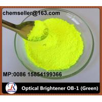 Wholesale TOP 4 Manufacturer ofgreen or yellow chemical powder  optical brightener OB-1 1533-45-5  for Plastics/PSF/Master Batches from china suppliers