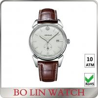 Wholesale High Class Dial Waterproof Stainless Steel Bracelet Watch With Time Keeping from china suppliers