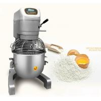 Quality Dough Mixer Spiral For Pastry  In Baking Equipment With 20 Liter Capacity for sale