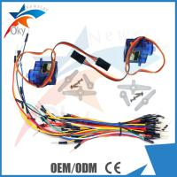 Wholesale UNO R3 Nylon PTZ 9G Servo motor Starter Kit For Arduino , 70pcs Breadboard Jumper Wire Kit from china suppliers