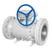 Wholesale Ball Valve Mounting On Overground Floating Ball Valve Split Body And Full Bore from china suppliers