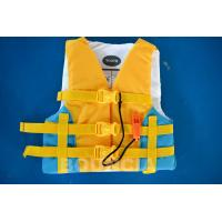 Wholesale PVC Foam Material Life Vest / Kids Life Jacket For Water Sport Games from china suppliers
