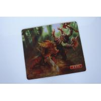 Wholesale Advertising Non Toxic Rubber Mouse Mat 21*18cm For Computer from china suppliers