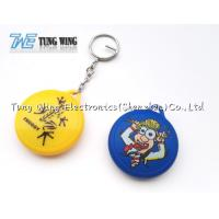 Wholesale Personalized Round Musical Keychain for birthday , christmas gift from china suppliers