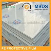 Wholesale Plastic Panel Hard Surface Protection Film Polyethylene Protective Tape No Bubble from china suppliers