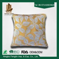 Wholesale Popular Chenille Fabric Pillow Cushion Covers Bedroom Throw Pillows 45x45cm from china suppliers
