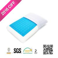 Wholesale Sleep Cool Cooling Gel Reversible Memory Foam Loft Pillow For Neck Pain | MEIMEIFU MATTRESS from china suppliers