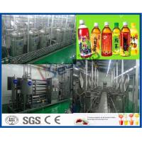 Buy cheap Beverage Manufacturing Equipment Beverage Production Line Energy Saving Type from wholesalers