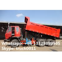 Wholesale factory direct sale best price dongfeng 6*4 210hp 16CBM Tipper, hot sale good price dongfeng 30tons dump tipper truck from china suppliers