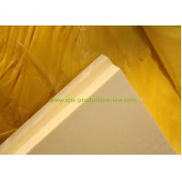 Wholesale 350 Kpa, 2400 X 1200MM, Extruded Styrofoam Sheets , Structural Insulated Panels from china suppliers