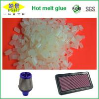 Wholesale Excellent Bonding Strength EVA Hot Melt Glue Pellets For Filter Paper , PP Paper from china suppliers