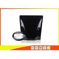 Wholesale Custom Printed Coffee Bags Black Tea Zipper Resealable Stand Up Pouches from china suppliers