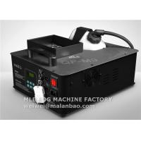 Wholesale Colorful Smoke DMX512 Up Shot Fog Machine 1500W With 18pcs 3w LED from china suppliers