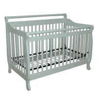 Wholesale Simple and elegant New Zealand solid wooden baby crib baby cot baby bedding price from china suppliers