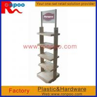 Wholesale Wooden Cosmetic Display Stand,Custom Wooden Crate Displays,Wooden Wine Racks,wood display from china suppliers