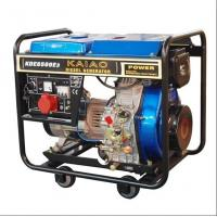 Wholesale 5KVA Air Cooled Diesel Generator Set With 3000/3600rpm Engine Speed Rpm from china suppliers