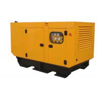 Quality 100KW Silent Diesel Generator With Ricardo Engine R6105IZLD for sale