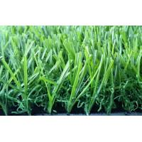 Buy cheap C Shape 30mm Three Tones Color 15750 Density Fake Lawn Turf Grass from wholesalers